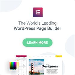 Elementor: il miglio site builder per wordpress