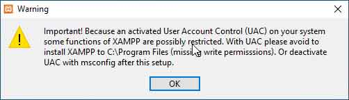 XAMPP: Controllo Account Utente Attivo